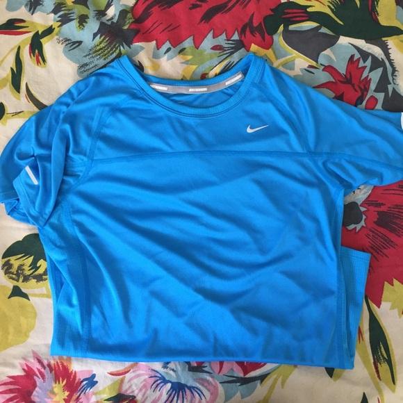 NIKE women's dri-fit t-shirt size M